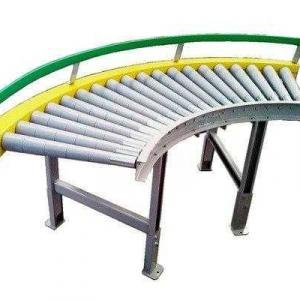 Esteira modular curva