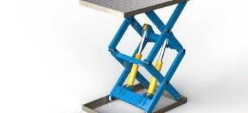 Mesa elevadora hidraulica 1500 kg